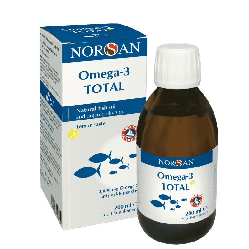 OMEGA-3 TOTAL - Lemon Taste